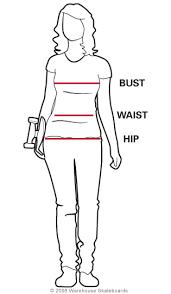 Skateboard Size Chart Girls Clothing Sizing Guide Warehouse Skateboards