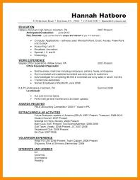40 Expected Graduation Date On Resume Excel Spreadsheet Beauteous Resume Expected Graduation