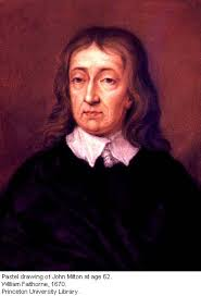life of john milton milton biography  portrait of milton in 1670 aged 62 by william faithorne princeton university library