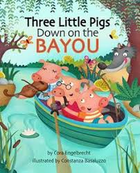 the three little pigs down by the bayou