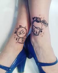 тату на ноге для девушек самые модные эскизы 120 фото