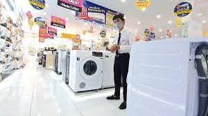 Siêu Thị Điện Máy MediaMart Hà Tĩnh - Livesteam: Máy sấy quần áo Electrolux  EDV705HQWA
