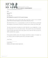 Delinquent Account Letter Template Final Demand Letter Template 7 Day Letter Template 7 Day