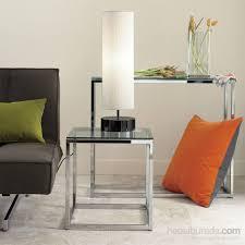 glass side table will set modern living room 2016 trends 8 glass side table will set