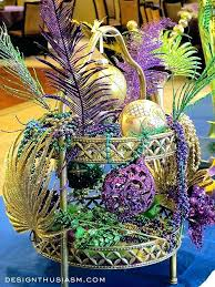 mardi gras table decorations table decoration ideas decorations decorating with centerpieces party for club diy