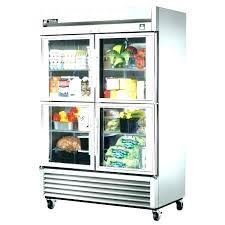 glass door refrigerator freezer combo awesome r commercial freezer combo best the glass door doors glass door refrigerator freezer combo residential
