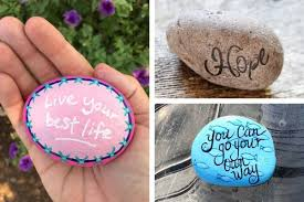 For lovely eyes, seek out the good in people. 100 Kindness Rock Painting Ideas Sayings I Love Painted Rocks
