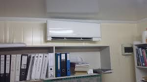 Heatpump Installation Heat Pump Installation For Portacom Unit Blog Auckland Heat