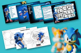 Some little kids can't count and always faces difficulty in saying. Printable Sonic The Hedgehog Coloring Pages Made With Happy