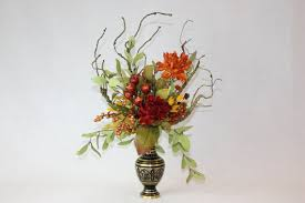 Small Picture find this pin and more on silk floral arrangements fall home decor