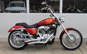 used 2005 harley davidson sportster xl 1200 custom motorcycles in