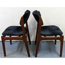 teak dining chairs post lovely dining table