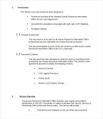 Free Service Contract Template It Support Contract Template 9 Download Documents In Pdf