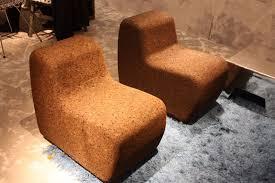 cork furniture. Cork Gervasoni Modular Chairs Furniture Homedit