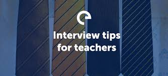 Career Interview Tips 6 Teacher Interview Tips Engage Education