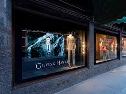 Gieves & Hawkes has recently opened a concession in Harrods