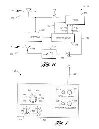 red dot wire diagram red automotive wiring diagrams red dot wire diagram us20050024254a1 20050203 d00005