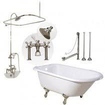 dimensions of clawfoot tub. randolph morris 60 inch clawfoot tub shower package with british telephone faucet dimensions of s