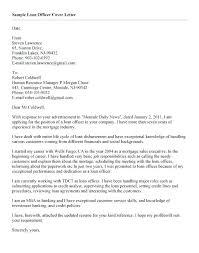 Loan Officer Resume P Cover Letter Format Loan Officer Resume Sample