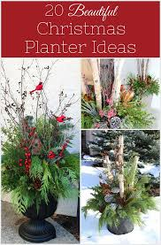 beautiful winter planter ideas for your outdoor decorations these versatile winter planters can decorate