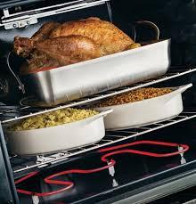 ge® 30 drop in electric range jd630sfss ge appliances dual element bake
