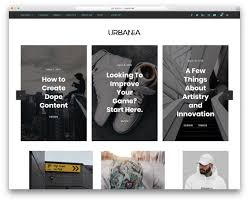 Design Grids For Web Pages 23 Awesome Html Grid Website Templates 2019 Colorlib