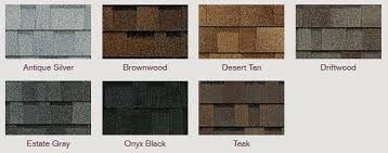 owens corning architectural shingles colors. Owens Corning TruDefinition® Duration STORM® Impact-Resistant Shingles Architectural Colors