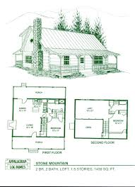 small cabin house plans log with loft floor under square feet cottage houseans free one level mountain homes home tiny single story design plan kits bedroom