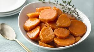candied sweet potato recipes. Fine Sweet Classic Candied Sweet Potatoes In Potato Recipes Betty Crocker