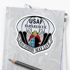 usaf para rescue special forces logo by estuffplus