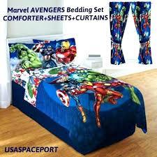 marvel sheets marvel twin bedding avengers bed kids marvel twin single set bedding full size s
