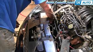 how to install replace air conditioning compressor bypass pulley how to install replace air conditioning compressor bypass pulley ford taurus 92 03 1aauto com
