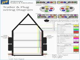 wiring diagram for trailer lights 7 way kanvamath org 7-Way Trailer Wiring Diagram plus tow vehicle wiring diagram graph best resume 49 new 7