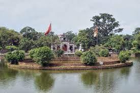Chùm ảnh: Đền thờ An Dương Vương - ngôi đền thiêng giữa thành Cổ Loa -  Redsvn.net