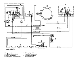 om617 sensors and glow plugs mercedes benz forum 6.2 diesel glow plug inhibit switch at 6 2 Glow Plug Controller Diagram