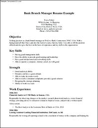 General Resume Samples Resume Bank General Manager Resume Sample Best Of For