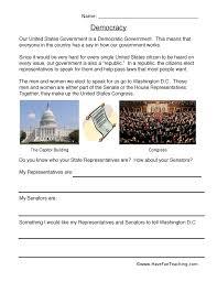 Social Studies Worksheets | Page 4 of 16 | Have Fun Teaching
