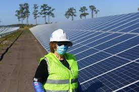 fourth solar center in S. Lucie County
