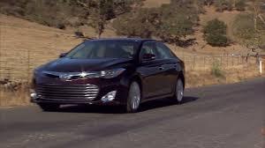 2013 - 2014 Toyota Avalon V6 Driving Review | AutoMotoTV - YouTube