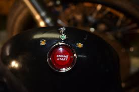 power to light for starter button cb350 the red button is backlit by a light i want the light to light up when the key is switched on but to then switch off when the engine starts
