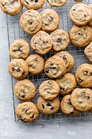 Crispy Chocolate Chip Cookies Sallys Baking Addiction
