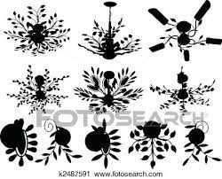chandelier silhouette svg vector free png of search clip art home improvement drop dead gorgeous