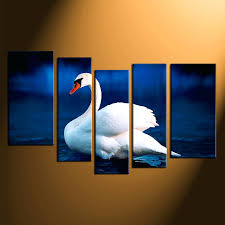 bird canvas wall art 5 piece photo canvas swan canvas wall art home decor wildlife canvas bird canvas wall art  on bananafish love bird canvas wall art with bird canvas wall art birds print canvas wall art nojo love birds
