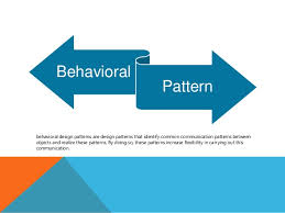 Behavioral Patterns