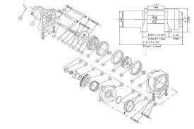 warn winch wiring diagram 2 solenoid solidfonts warn 8274 solenoid wiring diagram diagrams database