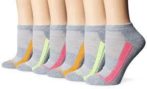 skechers ultra sock. amazon.com: skechers women\u0027s 1/2 terry low cut athletic sock 6-pack, grey/black, 9-11: clothing ultra