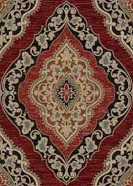 red indoor outdoor rug awesome hometown amelia red black area rug