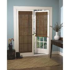 french doors white framed pleated perfect fit blinds horizontal blinds for patio doors