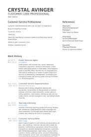 Agent Resume Samples Visualcv Resume Samples Database