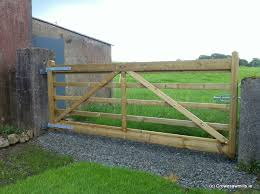 wood farm fence gate. Photo 3 Of 9 Wooden Farm Fence With Timber Gates Keenaghan Entrance Straffan Gate (amazing Wood T